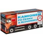 Dino Kamionem po Česku a Slovensku