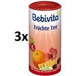 Bebivita Ovocný čaj instantní 3 x 200 g