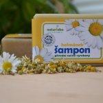 Naturinka tuhý šampon heřmánkový 45 g