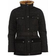 Firetrap Kingdom Jacket dámské černá