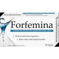 Forfemina přípravek na odvodnění těla 30 tbl.