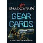 Hra na hrdiny Shadowrun: Gear Cards