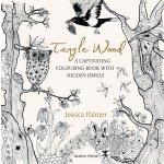Tangle Wood Omalovánky se skrytými poklady