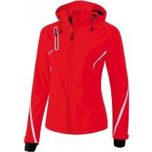 Erima Basics softshellová funkční bunda Červená/Bílá