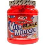 Amix Super Pack Vit a Minerals 30 dávek