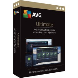 AVG Ultimate - Internet Security + Tune Up 1 rok SN email ESD (GSLEN12EXXA000)