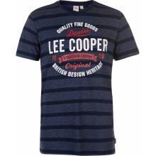 Lee Cooper C YD LL Tee Sn83 Navy