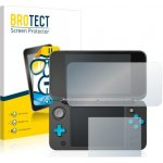 BROTECT HD-Clear Screen Protector 2x New Nintendo 2DS XL