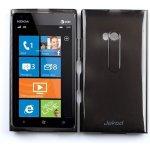 Pouzdro Jekod Nokia Lumia 900 černé