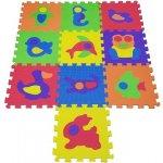 Cosing Pěnová podložka Puzzle Zvířátka 10 ks