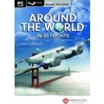 Flight Simulator X Steam Edition - ADD ONS Around the World in 80 flights