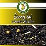 Zelenáčky Černý čaj s chutí citronu 50 g