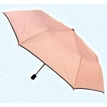 Deštník dámský skládací 3094-1 zelená
