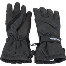 Alpine Pro Saito lyžařské rukavice černá