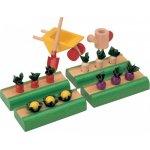 PlanToys Zeleninová zahrádka