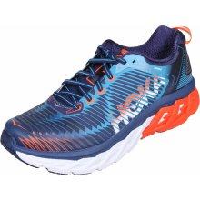 Hoka One One Arahi pánská běžecká modrá-oranžová