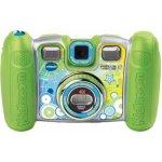 Vtech Kamera Kidizoom Twist Plus X7 zelená