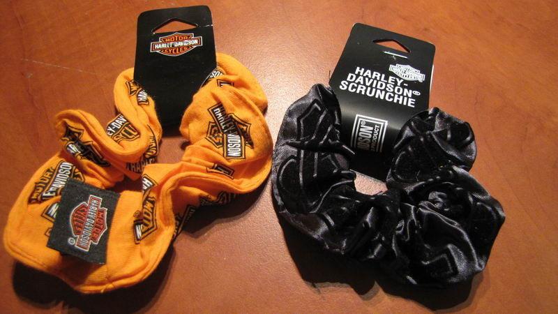 Harley Davidson gumička do vlasů - 2 druhy alternativy - Heureka.cz b6106cc1a42