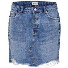8fb753f950b0 ONLY sukně Sky Reg Dnm Skirt Bb Pim992 light blue denim