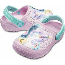 Crocs Crocs Fun Lab Clog K Ballerina Pink/New Mint