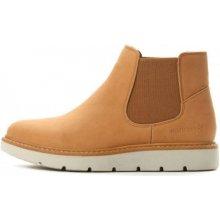 Vices dámská kotníčková obuv hnědá e185e418b9
