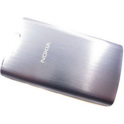 Zadní kryt Nokia X3-02 Touch And Type fialový - 9501758 a zpět 2 Kč s ATC Clubem