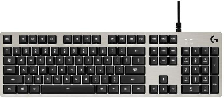 Recenze Logitech G G413 Mechanical Backlit Gaming Keyboard 920-008476