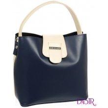 3058d7c51e629 Grosso sportovní dámská kabelka S740 Modro-bílá