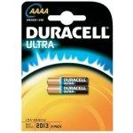 Baterie Duracell Ultra AAAA 2ks