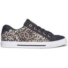 Dc Boty Chelsea Tx Se Black leopard 723042f712