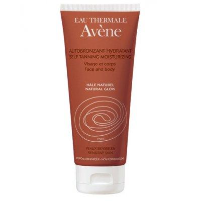 Avène Sun Self Tanning samoopalovací gel na obličej a tělo 100 ml