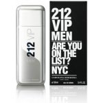 Carolina Herrera 212 VIP Men balzám po holení 100 ml