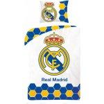 Halantex bavlna povlečení Real Madrid 140x200 70x90