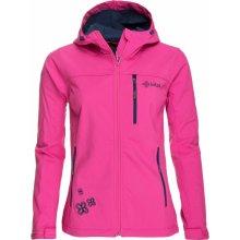 Kilpi dámská softshellová bunda ELIA růžová