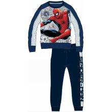 Disney by Arnetta chlapecká tepláková souprava Spiderman modrá