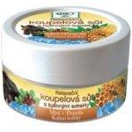 Bione Cosmetics relaxační koupelová sůl s Medem, propolisem a kaštanem 150 g