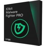IObit Malware Fighter PRO 3 lic. 1 rok elektronická (IOMFPRO0103)