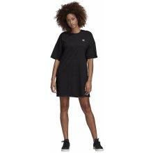 895abb2b5f3 Adidas Originals šaty Trefoil black