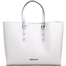 a52257f84 Armani Jeans kabelka dámská SHOPPER WHITE NEW