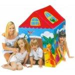 Dětský domeček / stan s okny