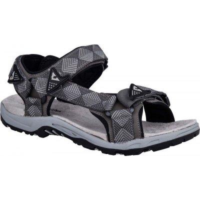 Crossroad MADDY šedé pánské sandály