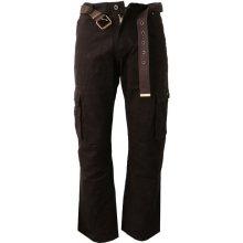 KINGBON kalhoty pánské 9970A kapsáče hnědá ea24122faf