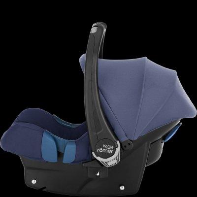 Britax Römer Baby-Safe PLUS SHR II 2019 Moonlight Blue