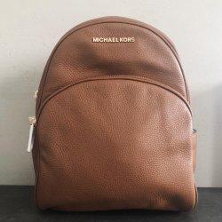 cacb17ebaf Michael Kors Abbey ruksak hnědý od 4 680 Kč - Heureka.cz