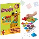 Pexi Pískové omalovánky Scooby Doo