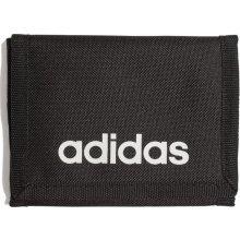 Adidas Peněženka Performance Lin Core Wallet NS Černá Bílá d91fbc8694