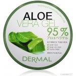 DERMAL Korea Aloe Vera 95% hypoalergenní pleťový gel 300 ml