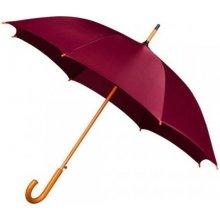 Dámský holový deštník AUTOMATIC vínový