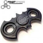Fidget Spinner Batman - černý