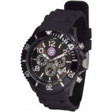 FC Bayern München pánský chronometr Madison New York černá